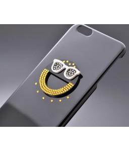 Smiley Bling Swarovski Crystal Phone Cases