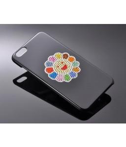 Sunflower Bling Swarovski Crystal Phone Cases