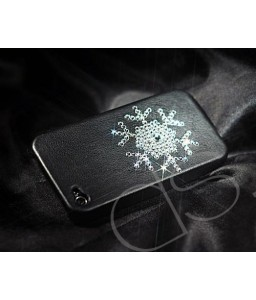 Snowflake BBling Swarovski Crystal Phone Cases