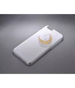 Twinkle's Night Bling Swarovski Crystal Phone Case - Transparent