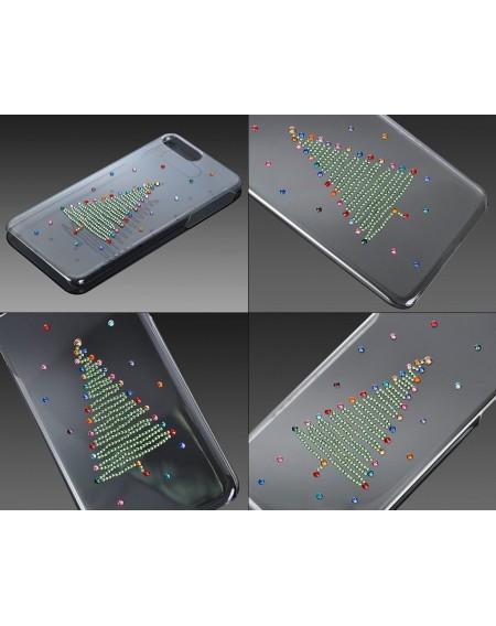 Xmas Tree Bling Swarovski Crystal Phone Cases