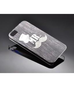 Sweetheart Bling Swarovski Crystal Phone Cases - Couple Set