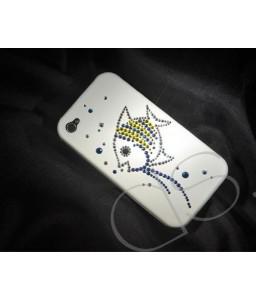 Tropical Fish Bling Swarovski Crystal Phone Cases