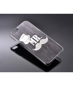 Sweetheart Bling Swarovski Crystal Phone Cases - Mustache