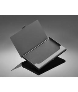 Twinkle Stars Bling Swarovski Crystal Card Case - Black
