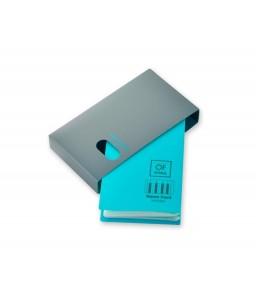 Matt Plastic Name Card Holder