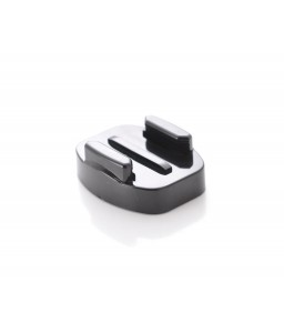 GoPro Quick Release Tripod Flat Surface Mount for Hero Cameras - Blak