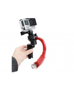 GoPro Professional Stabilizer Handheld Mount for Hero Camera - Red