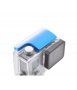 GoPro Aluminum Snap Latch Waterproof Housing Lock for Hero 3+/4-Blue