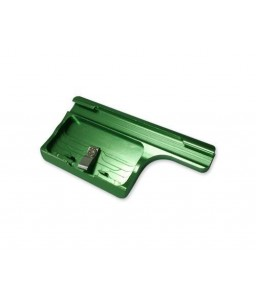 GoPro Aluminum Snap Latch Waterproof Housing Lock for Hero 3+/4-Green